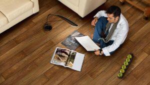 Laminate flooring tarkett artisan